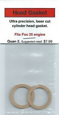Fox 35 Cylinder Head Gasket 2 Pack NIP