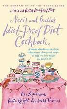 Neris and India's Idiot Proof Diet Cookbook-ExLibrary