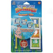 The Amazing Sea Monkeys Instant Life -  Food, Eggs And Water Purifier Pack