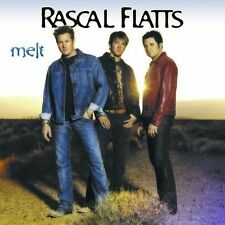NEW Melt by Rascal Flatts (CD, Oct-2002, Lyric Street)
