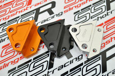 NEW KAWASAKI NINJA 300 EX300 BREMBO FRONT BRAKE CALIPER CNC BILLET ADAPTER PLATE