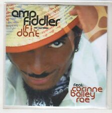 (HB868) Amp Fiddler Feat. Corinne Bailey Rae, If I Don't - 2007 DJ CD