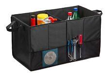 Lebogner Collapsible Folding Flat Trunk Storage Organizer, Car Organizer,