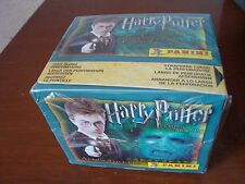 Harry Potter and the Order of Phoenix 50 packs sealed BOX panini made in italy