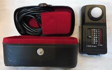 LUMINOS FLASH METER F2 BOXED EXC CONDITION LUMINOUS