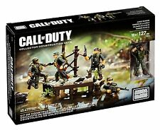 Call of Duty COD Mega Bloks Set #DLC00 JUNGLE RANGERS 2016 New NIB