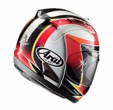Arai Corsair V Aoyama Replica 1 Red White motorcycle helmet New XXXL Ducati 3X