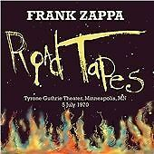 FRANK ZAPPA - ROAD TAPES VENUE #3 MINNEAPOLIS 5 JULY 1970 - 2016 UNIVERSAL 2xCD