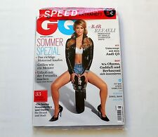 Bar Rafaeli GQ Germany Magazine June 2011 Sealed