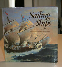 Sailing Ships : A Three-Dimensional Book by Van der Meer and McGowan...Pop-Up