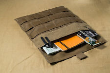 Eagle Industries Admin Pouch Molle USMC Coyote Side Plate Carrier USGI EDC IFAK