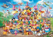 NEW! Ravensburger Disney Carnival 1000 piece jigsaw puzzle