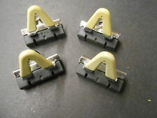 4 Vintage Record Campagnolo Brake Holders and Pads Minimal Wear SB2