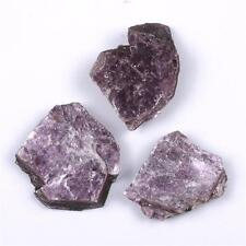 Lepidolite Purple 1/4 Lb Layered Silver Lavender Sheen Lithium Mica Crystal