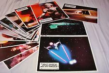 BUCK ROGERS ! jeu 12 photos cinema lobby cards science fiction 1979 no star wars