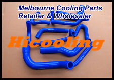 Blue silicone radiator heater hose for HILUX LN172 3.0 5L engine 1997-2003
