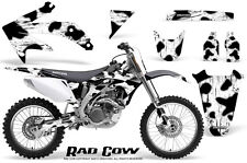 HONDA CRF 450 R 2005-2008 GRAPHICS KIT DECALS STICKERS CREATORX RAD COW W