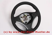 3 3er BMW E90 E91 E92 E93 SPORTLENKRAD MULTIFUNKTION STEERING WHEEL Volant Sport