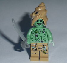 PIRATES OF THE CARIBBEAN #03 Lego Hadras w/sword NEW Genuine Lego 4183