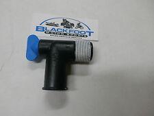 Manifold Elbow Drain Assembly w/Center Riser Mercruiser V6 V8, 806926A1 18-4224