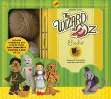 The Wizard of Oz Crochet 12 Illustrated Patterns by Kristen Rask
