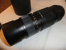 Camera lens for YASHICA SLR 80-200mm f 1:3,8 SUPER PARAGON PMC  ..  R5