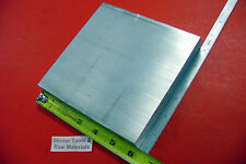 "1"" X 6"" ALUMINUM 6061 FLAT BAR 6"" long T6511 1.000"" Solid Plate New Mill Stock"
