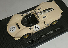 1/43 TOYOTA 7 Japan GP 1968 #5