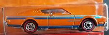 Hot Wheels 2015 Heritage Redline '69 Mercury Cyclone Orange Metal/Metal 1:64