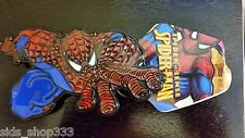 Spider-Man metal Belt BUCKLE  Spidey Spider man Spiderman marvel comics Cosplay