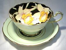 ART Deco Paragon TEA CUP & SAUCER Narcisi