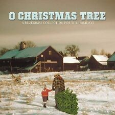 Various Artists-O Christmas Tree: A Bluegrass Collection for the Holidays CD NEW