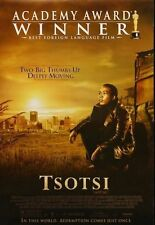 TSOTSI - 2005 - original 27x40 rolled movie poster - AA Best Foreign Film
