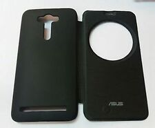 CIRCLE WINDOW FLIP COVER CASE FOR ASUS ZENFONE 2 LASER ZE550KL 5.5""