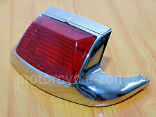 Red Front Fender Tip Light Mudguard Trim 4 Harley Road King FLHR Electra Classic