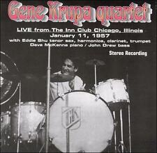 Live from the Inn Club Chicago, Illinois Jan 11, 1957 by Gene Krupa (CD,...