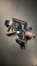 Confederate Sword belt and holster