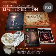 PS3 Biohazard Resident Evil Revelations2 LIMITED EDITION eCapcom Limited Edition
