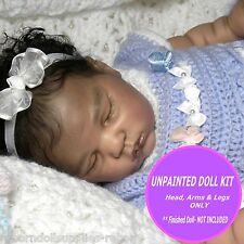 Sweetie Reborn Doll kit ~ Baby kit to make your own baby  Unpainted soft vinyl