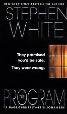 BUY 2 GET 1 Dr. Alan Gregory: The Program by Stephen White (2002, Paperback)