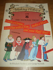 MAKING HISTORY(CUT OUT BOOK) BY ELIZABETH NEWBERY AND GEORGE NORWICH