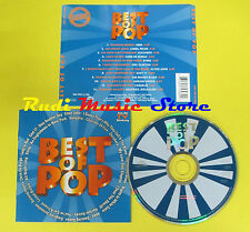 CD BEST OF POP compilation 1998 ABBA RICHIE ZUCCHERO STING (C4)no lp mc dvd vhs