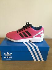 Adidas ORIGINALS ZX FLUX entrenador UK Size 13.5