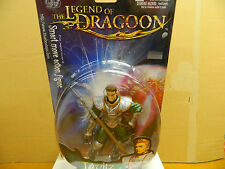 "BLUE BOX The Legend Of The Dragoon LAVITZ # 34260 Ch 2000 7"" Action Figure VHTF*"