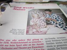 Das war die DDR Einkaufen DDR Wunder Malimo