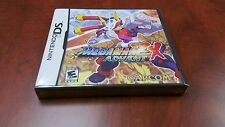 MEGAMAN ZX ADVENT (NINTENDO DS) BRAND NEW REGION FREE