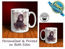 Gordon Setter Personalised Ceramic Mug: Perfect Gift. (D079)