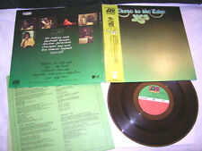 LP - Yes - Close to the Edge - Japan 1972 OIS Insert OBI FOC MINT # cleaned