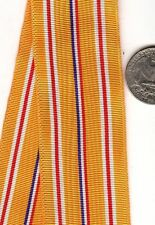 Original US WWII Asia Pacific Campaign Medal Ribbon Army Navy Marine Corps Air