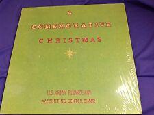 Ultra Rare Gospel Choir LP : A Comemorative Christmas ~ U.S. Army Finance
